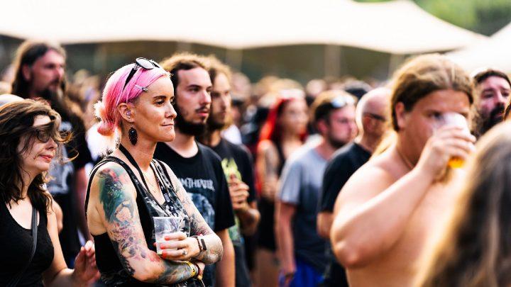 Nika Brunet of Metaldays Talks Festival Life