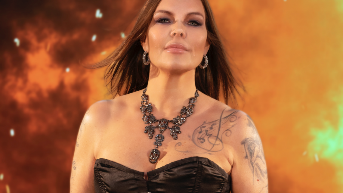 ANETTE OLZON : 'Strong' – acclaimed Swedish singer to release second solo album via Frontiers (out 10.09.21)