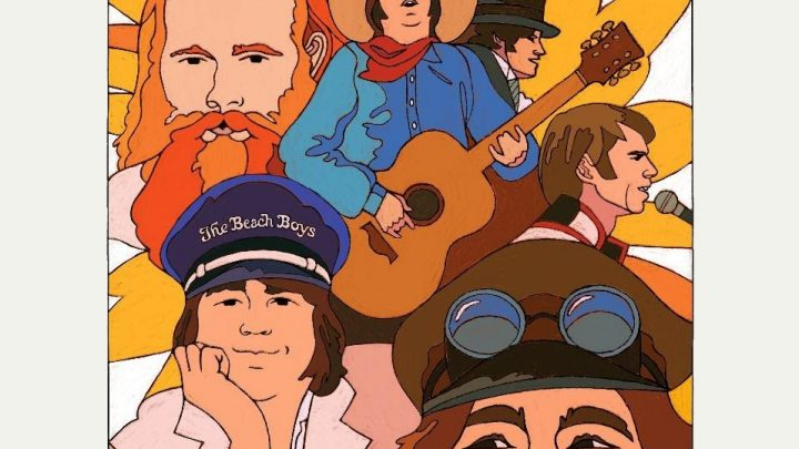 THE BEACH BOYS – FEEL FLOWS – THE SUNFLOWER & SURF'S UP SESSIONS 1969-1971 BOX SET