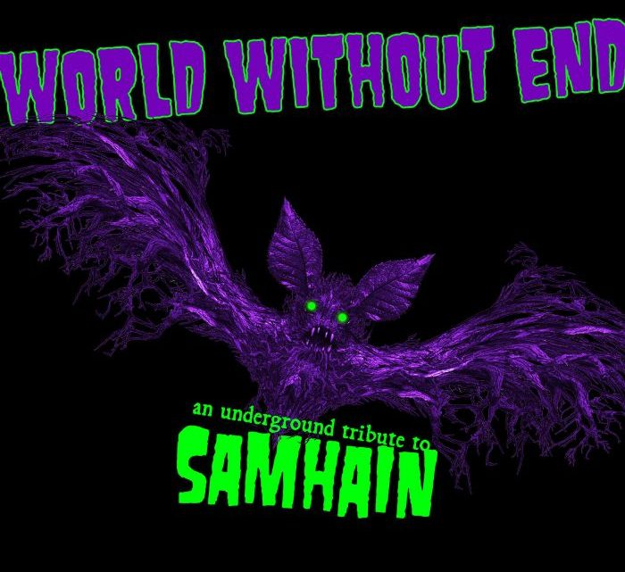 """Black Donut Records to release """"World Without End:  An Underground Tribute to Samhain"""""""
