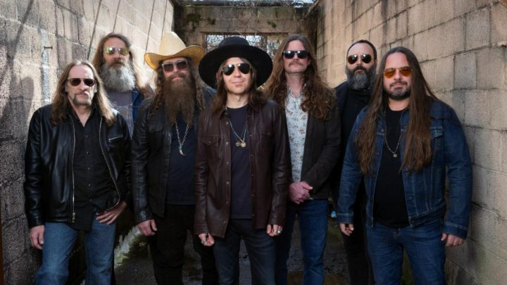 BLACKBERRY SMOKE Announce 2022 UK tour  Tickets On General Sale 9am Friday 4th June