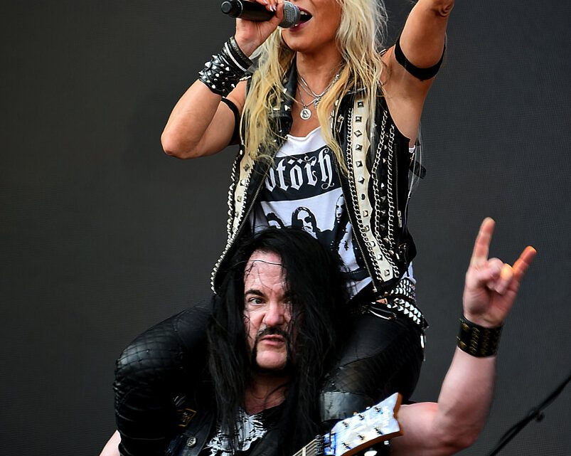 Doro – Triumph And Agony Live – CD Review