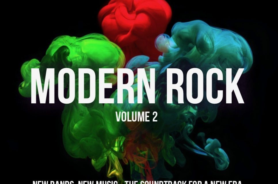 GREAT MUSIC STORIES LAUNCHES MODERN ROCK VOL 2 TO SUPPORT THE GRASSROOTS REVIVAL AFTER LOCKDOWN