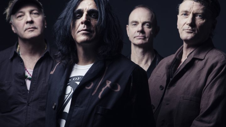 Killing Joke announce first UK tour in over three years – Honour The Fire.
