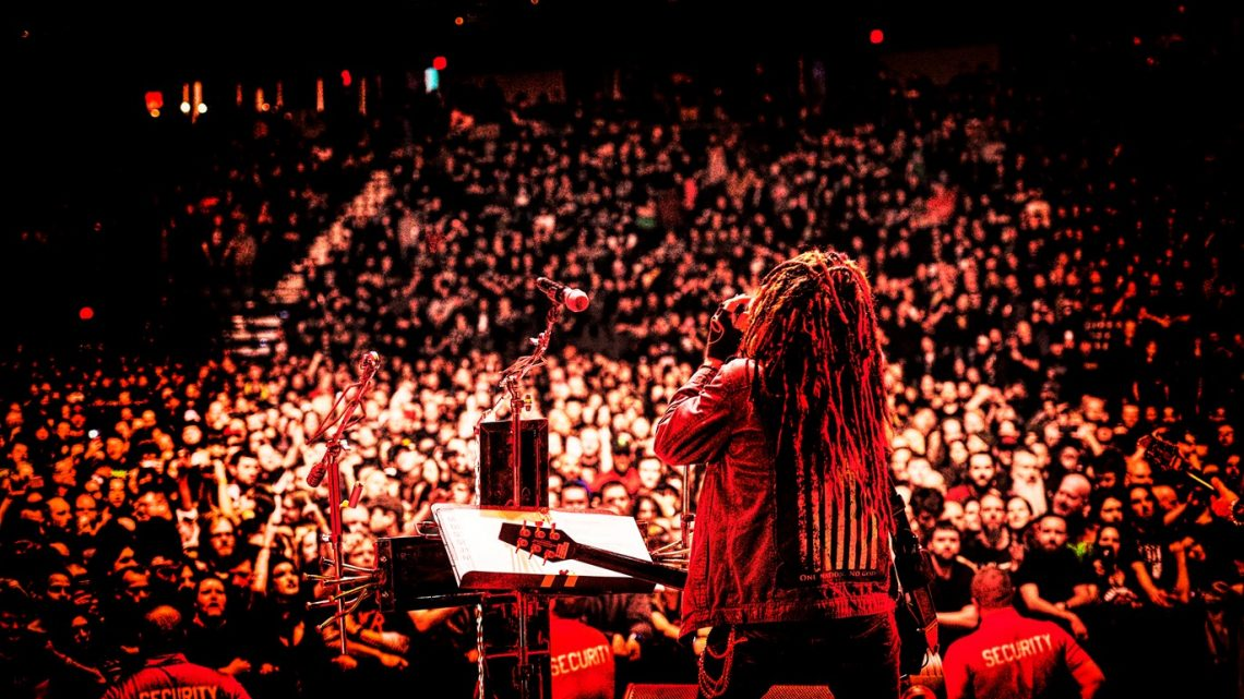 MINISTRY   announces touring line-up for autumn USA dates + news on 15th studio album coming soon