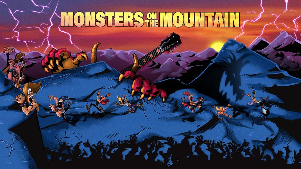 MONSTERS ON THE MOUNTAIN ANNOUNCED
