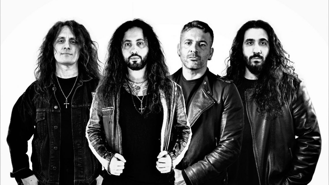 """The band featuring Tygers Of Pan Tang guitarist Francesco Marras is back SCREAMING SHADOWS – new single/video """"Free Me"""" out now"""