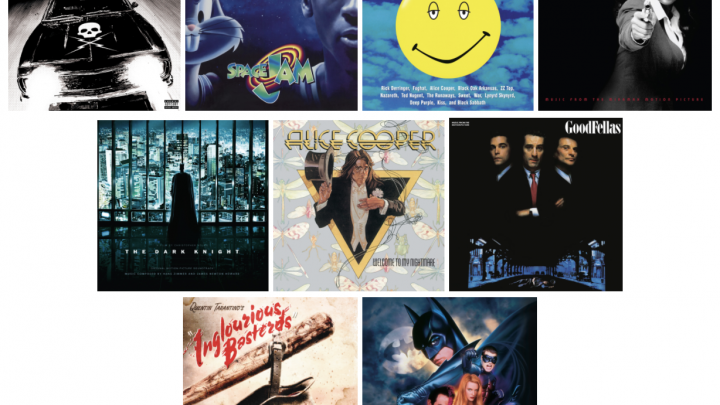 The Soundtracks To nine Memorable Movies Will Be Released On Vinyl