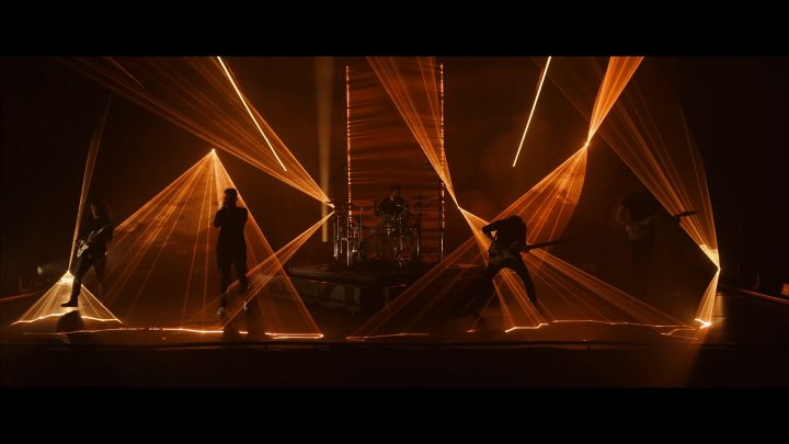 TESSERACT – PORTALS  THE MULTI FORMAT RELEASE OF THE AURAL & VISUAL CINEMATIC LIVE EXPERIENCE