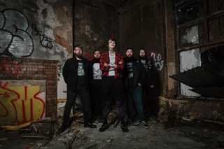 UNDERDARK SHARE VIDEO FOR 'WITH ASHEN HANDS AROUND OUR THROATS'