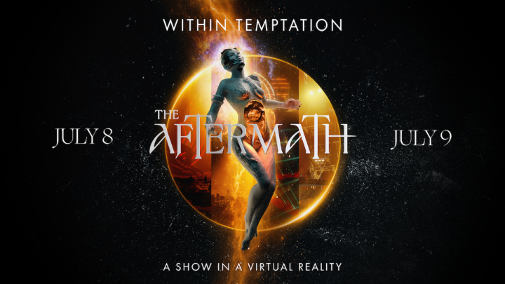 Within Temptation announce immersive event 'The Aftermath – A Show In A Virtual Reality'