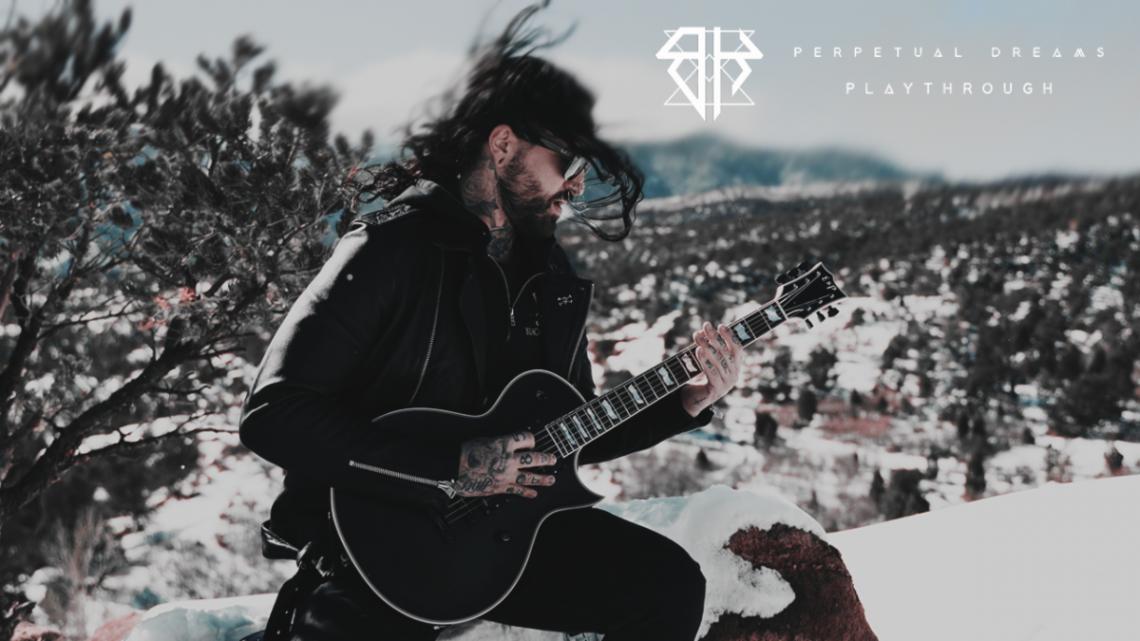"Guitarist BOBBY KELLER Releases Stunning Guitar Playthrough for ""Perpetual Dreams"" Single"