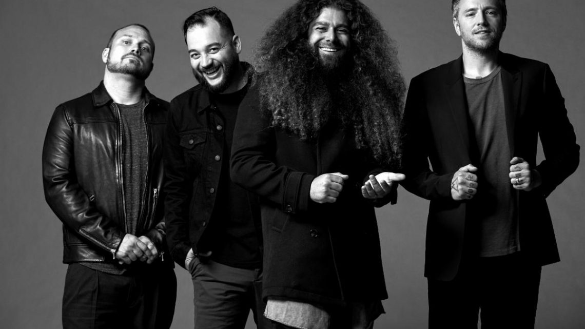"""COHEED AND CAMBRIA RETURN WITH NEW SINGLE """"SHOULDERS"""""""