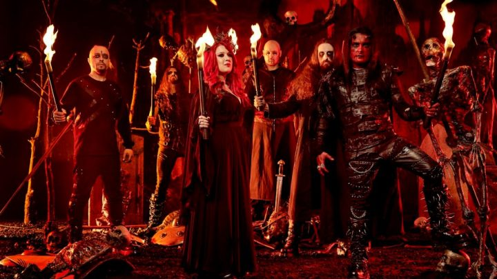 """CRADLE OF FILTH Start Pre-Order for New Album """"Existence Is Futile"""" + Unveil First Single and Hellish Music Video for """"Crawling King Chaos"""""""