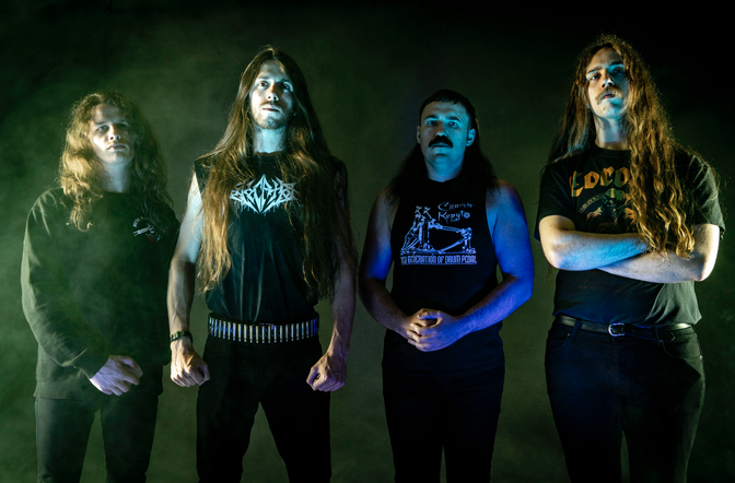 Cryptic Shift signs worldwide deal with Metal Blade Records