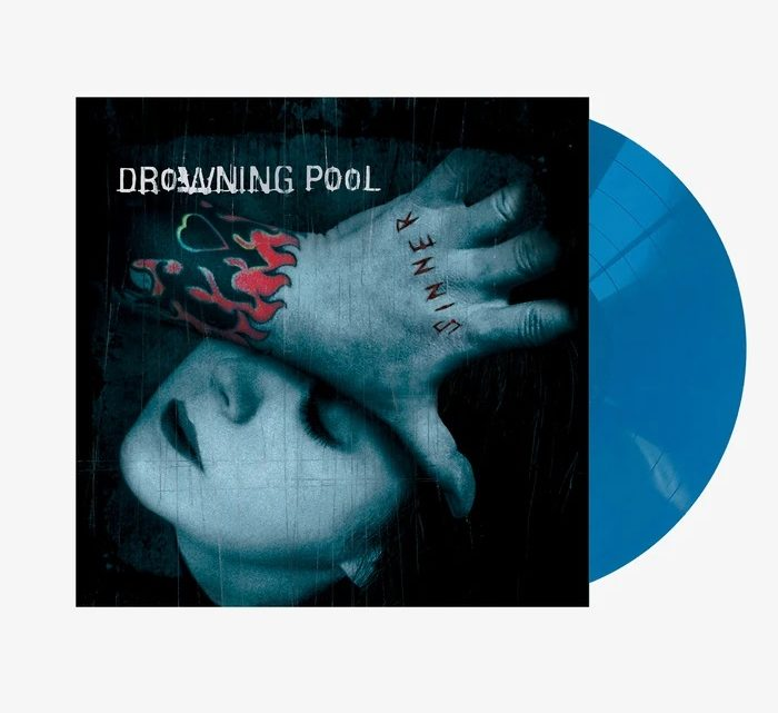 Craft Recordings and Drowning Pool celebrate 20th anniv. of 'Sinner' with first-ever vinyl release