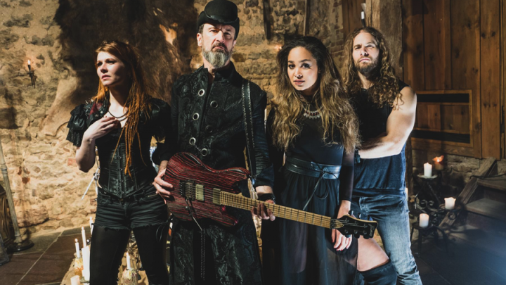 Members of Feuerschwanz, Amaranthe and Ad Infinitum form THE DARK SIDE OF THE MOON  Sign worldwide record deal with Napalm Records!