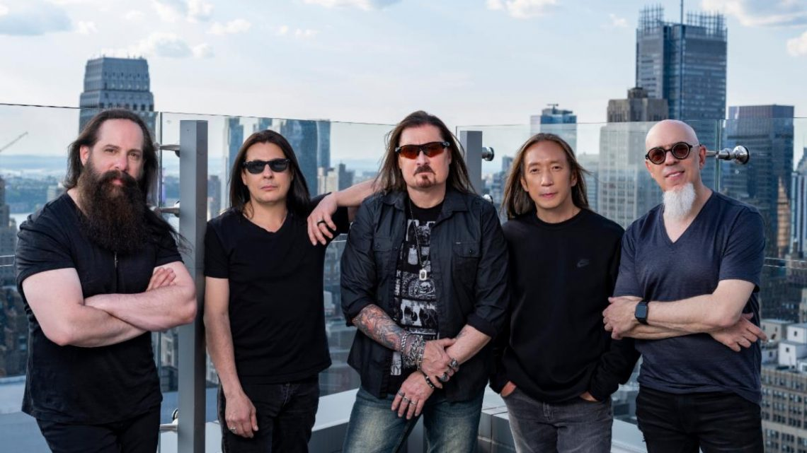 """DREAM THEATER RELEASE ANIMATED MUSIC VIDEO FOR """"THE ALIEN"""" FROM THE UPCOMING ALBUM A VIEW FROM THE TOP OF THE WORLD"""