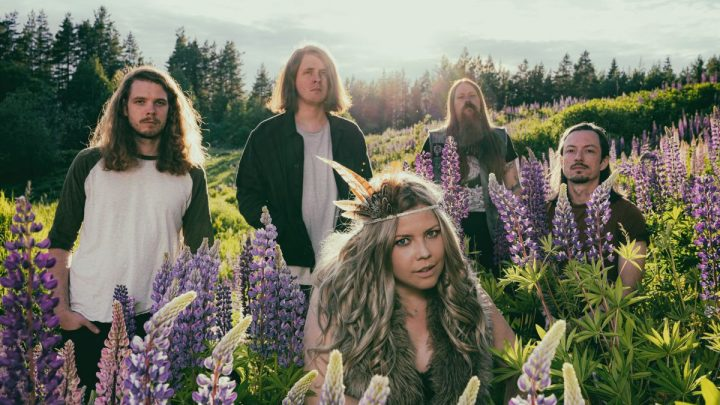 GAUPA SWEDISH PSYCHEDELIC HARD ROCK BAND SIGNS WITH NUCLEAR BLAST