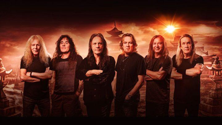 Iron Maiden – Senjutsu: A Review
