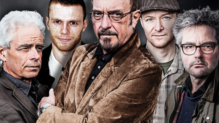 InsideOutMusic/Sony Music announce the signing of Jethro Tull