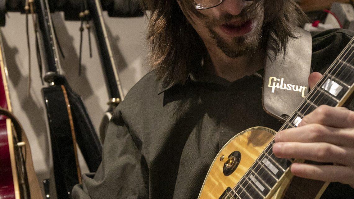 Guitarist Joe Knecht of Prog Metallers Knecht Speaks Main Coon