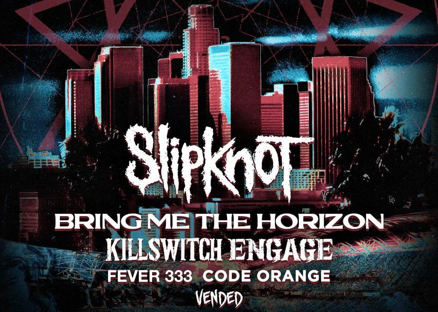 SLIPKNOT ANNOUNCE KNOTFEST LOS ANGELES   at Banc Of California Stadium November 5, 2021