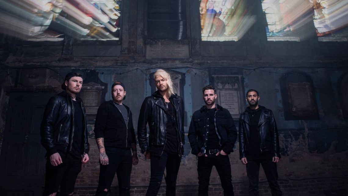 The Raven Age announce 'No Man's Land Tour' for December 2021