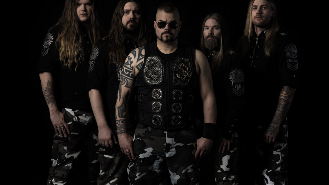 SABATON  Release 'Steel Commanders' on all streaming platforms + Unveil new lyric video for the track