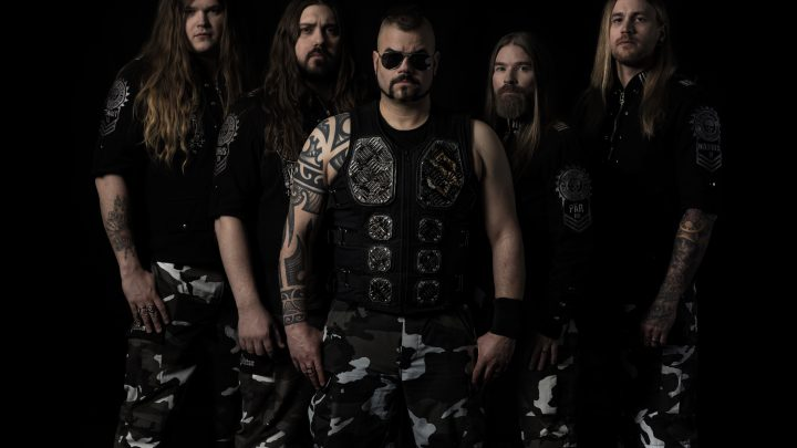 """SABATON  announce """"The Tour To End All Tours""""  w/ THE HU and LORDI"""