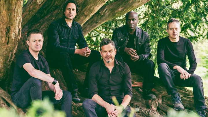 THRESHOLD – Enter the studio to record the follow up to 'Legends Of The Shires'