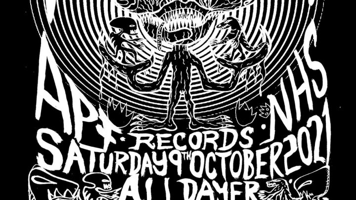 New Heavy Sounds + APF Records present 'Unearthly Allies' All-dayer