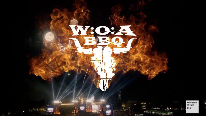 Wacken Open Air Free Livestream- W:O:A BBQ – Saturday, 31 July 2021!