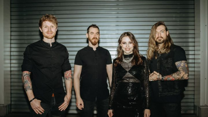 BEYOND THE BLACK | sign with Nuclear Blast