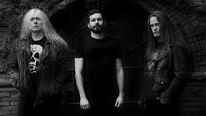 E-FORCE, led by ex-Voivod Eric Forrest, release new album in November