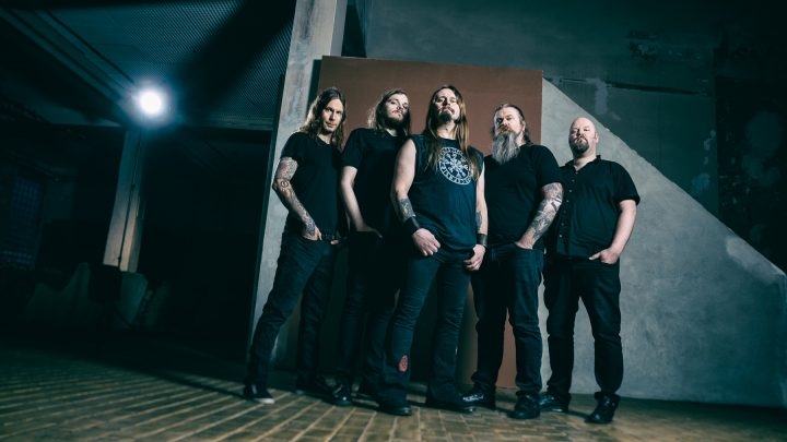 ENSLAVED ANNOUNCE NEW 4-TRACK EP CARAVANS TO THE OUTER WORLDS OUT OCTOBER 1ST + RELEASE TITLE TRACK & VIDEO