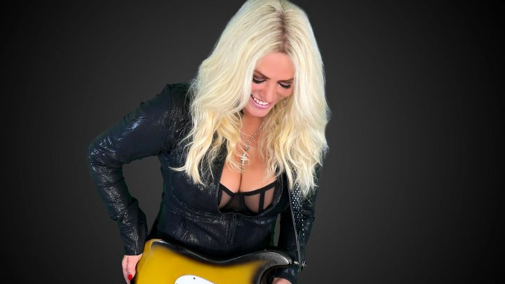 Return of a Rock Goddess  Jaime Kyle Announces Her New Album and the Release Date for its First Single, 'Wild One'