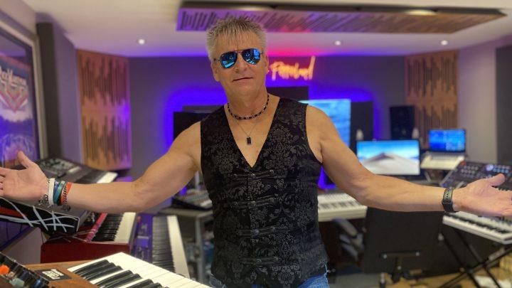 FM's Keyboard Wiz Jem Davis Announces his Superb Genrefluid, Musically Diverse Solo Album & Its First Single