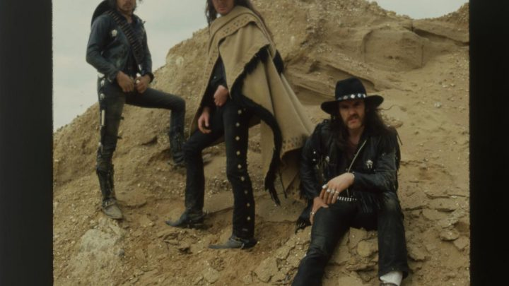 """Ace Of Spades"""" Rings Down from Heaven!"""