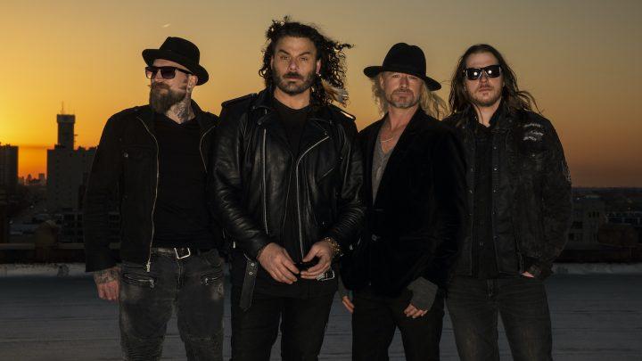 Missouri Rockers' SHAMAN'S HARVEST Return With New Album 'Rebelator'