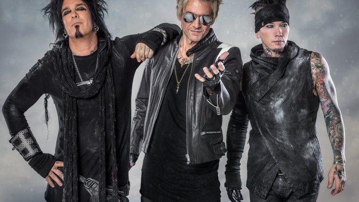 """SIXX:A.M. RELEASE NEW SINGLE """"THE FIRST 21"""" FROM THEIR CELEBRATORY COMPILATION ALBUM HITS"""