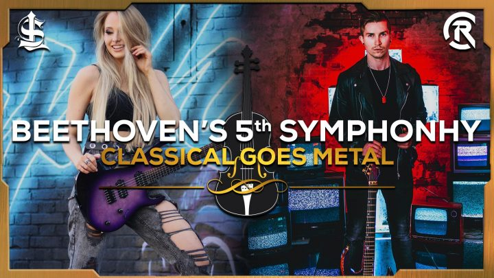 Beethoven Goes Metal – YouTube Sensations Sophie Lloyd & Cole Rolland Collaborate On 5th Symphony