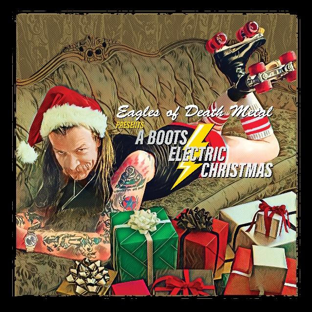 EAGLES OF DEATH METAL ANNOUNCE A BOOTS ELECTRIC CHRISTMAS EP