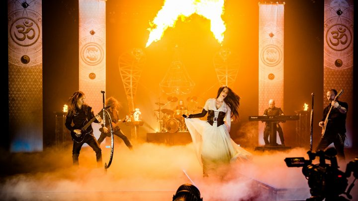 "EPICA Unveil Live Music Video for ""The Skeleton Key – Ωmega Alive"""