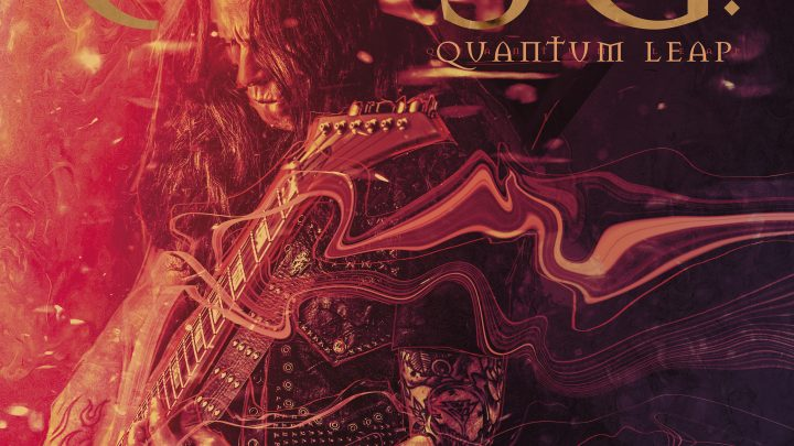GUS G releases his new album 'Quantum Leap' on 8th October on AFM Records.