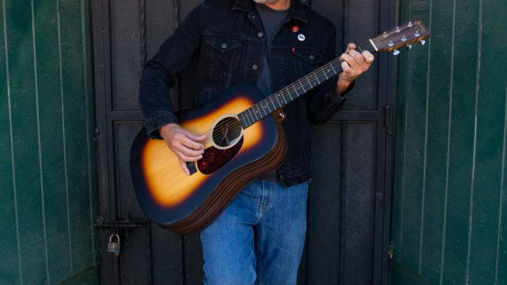 """PENNYWISE FRONTMAN JIM LINDBERG SHARES NEW SINGLE  """"THE PALM OF YOUR HAND"""""""