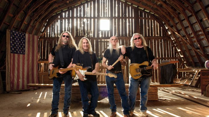 The Kentucky Headhunters Release the Title Track from Their Brand-New Album 'That's a Fact Jack!'