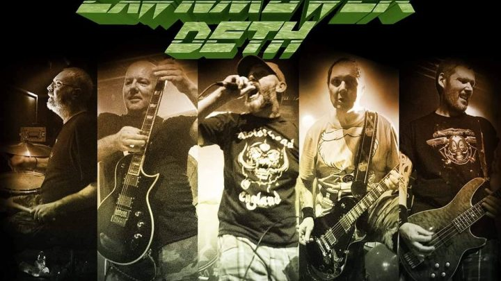 LAWNMOWER DETH  sign to Dissonance Productions and announce BLUNT CUTTERS the brand new album