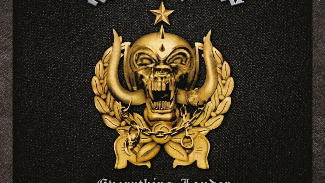 """MOTÖRHEAD: """"Everything Louder Forever"""" – The Definitive Collection of Their Loudest Ever Songs"""