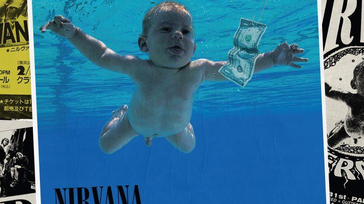 Nirvana: Nevermind 30th Anniversary Editions